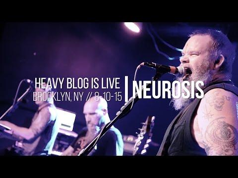 Neurosis: Live 8-10-15 (FULL SET)