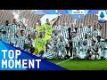 FULL Pengangkatan Trofi FA Cup Arsenal 19/20! | FA Cup 19/20 Moments