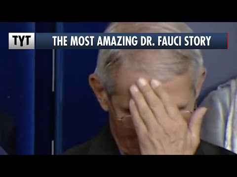 The MOST Amazing Fauci Story EVER