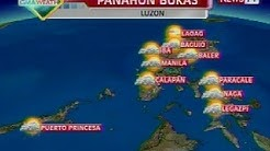 QRT: Weather update as of 5:54 p.m. (Feb 6, 2013)
