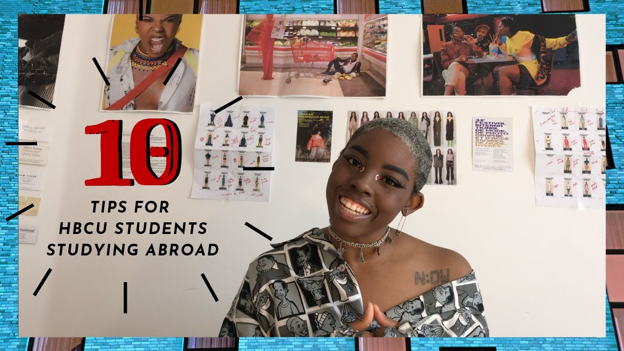 10 Tips for HBCU Students Studying Abroad