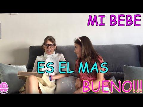MI BEBE ES EL MAS BUENO - LA DIVERSION DE MARTINA