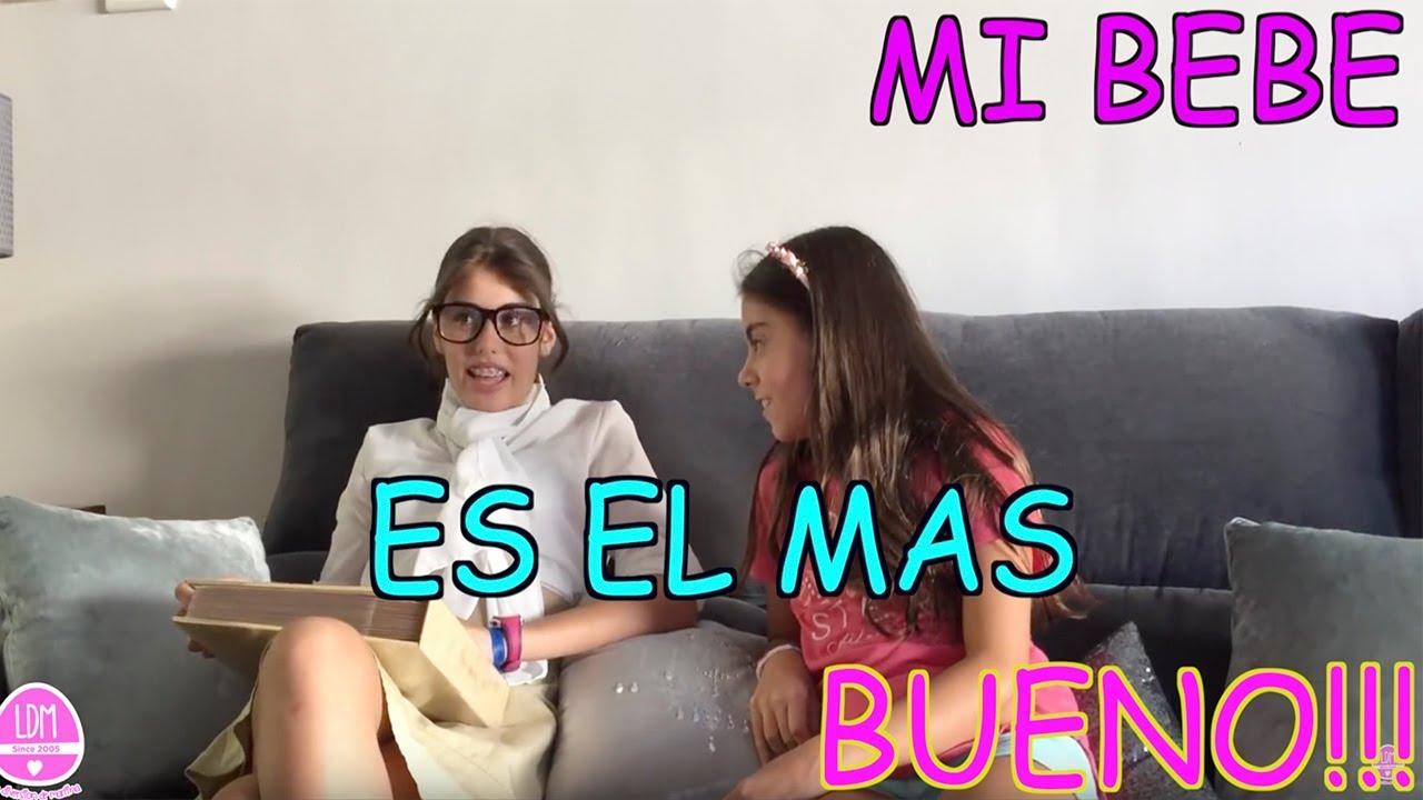 Mi Bebe Es El Mas Bueno La Diversion De Martina Youtube
