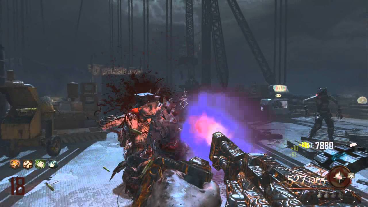 Death Machine Pack A Punched Meat Grinder Mob Of The Dead