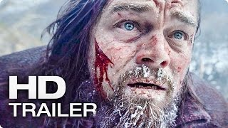 THE REVENANT Trailer 2 German Deutsch (2016)