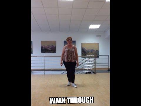 Nobody But Me Baby Line Dance -Walk through
