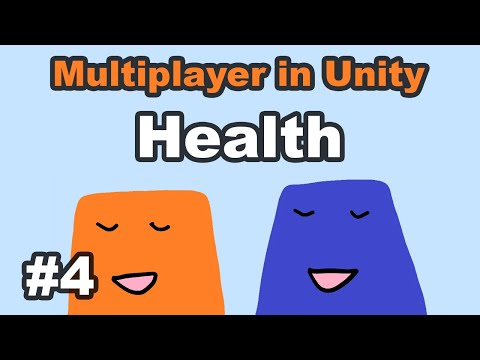 Photon Bolt Tutorial, Part 4: Health and Callback Functions! (Easy Network Multiplayer in Unity) thumbnail