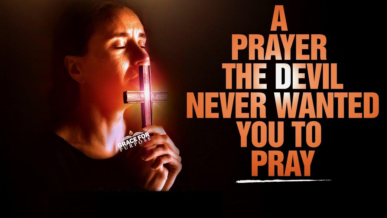 Warfare Prayer and Spiritual Blessing   I AM MORE THAN A CONQUEROR