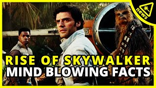 Star Wars: 6 Mind-Blowing The Rise of Skywalker Facts Revealed (Nerdist News w/ Dan Casey)