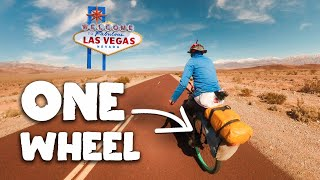 Cycling from SAN FRANCISCO to LAS VEGAS on ONE WHEEL // Ep.8 Unicycling Across America.mp3