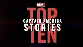 Marvel Top 10 Captain America Stories