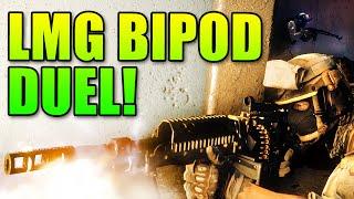 Double Vision - MG4 Bipod Duel! | Battlefield 4 Machine Gun Gameplay