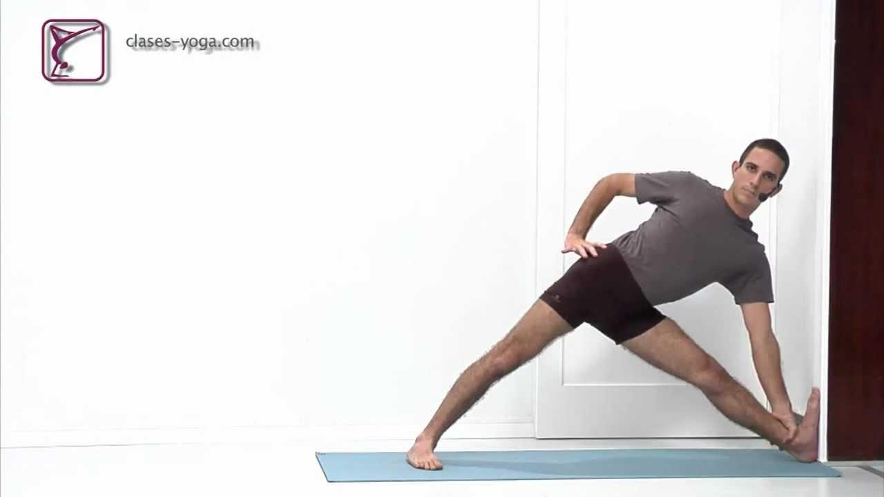 clases de yoga en español 1080 HD - YouTube 739cd4f6a602