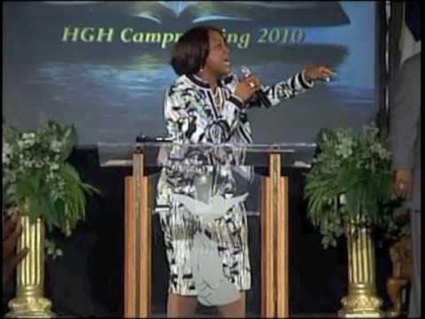 Prophet Todd Hall ft. Elder Fondrea Lewis - HolyGhost HeadQuarters 2010