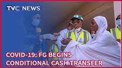 FG begins conditional cash transfers to poor households in Abuja