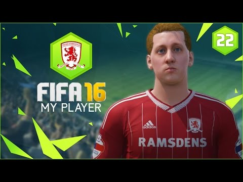 FIFA 16 | My Player Career Mode Ep22 - PLAYOFF FINAL!!!