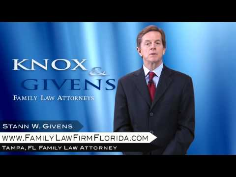 Tampa Family Law Attorney - Paternity