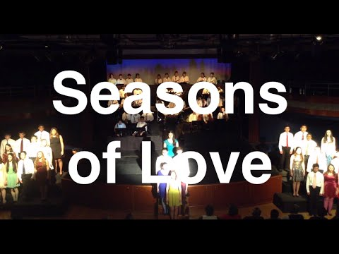 "Act 2 Part 9: ""Seasons of Love"" from Rent 
