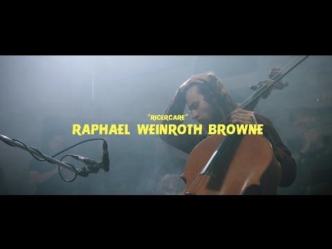 """RICERCARE"" - RAPHAEL WEINROTH BROWNE // SITD S.5 [4k]"