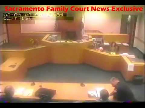 Judge Misconduct Sacramento Superior Court Illegal Arrest - Police Misconduct - Excessive Force