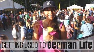 Flight Attendant on Vacation - Vlog Life - Germany