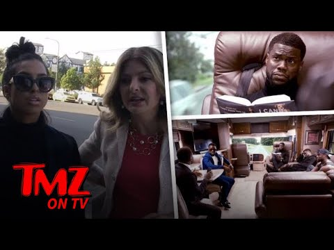 Kevin Hart Is Making Fun Of His Infamousy  TMZ TV