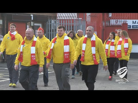 Wembley 2015: Charity Walk For Oskar