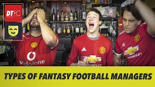 Different Types Of Fantasy Football Manager