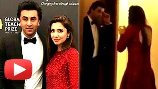 Mahira Khan PLEADS With Ranbir Kapoor | Backstage Video VIRAL