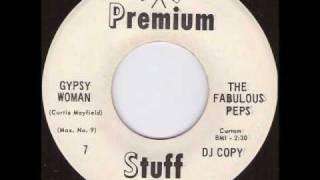 The Fabulous Peps - Gypsy Woman .wmv