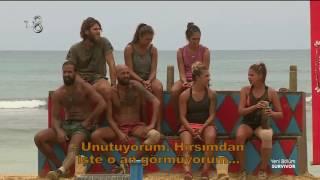 Dokunulmazlık Oyununda Volkan ve Berna Kavga Etti |Survivor 2017 |76. Bölüm