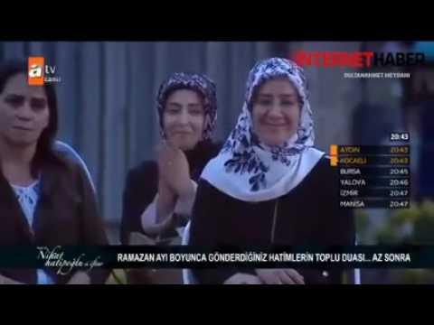 Nihat Hatipoğlu'nun Eşi İlk Kez Kameralar Karşısında