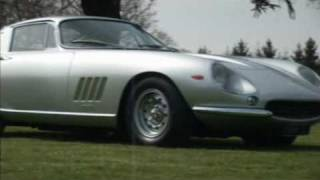 Eric Clapton Ferrari 275 GTB 4 Cam offered for sale by Talacrest