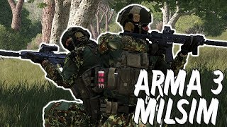 How to join Arma 3 Milsim - Find A Unit