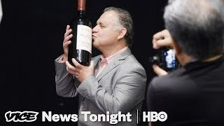 How To Train For The World\'s Most Elite Wine Exam (HBO)
