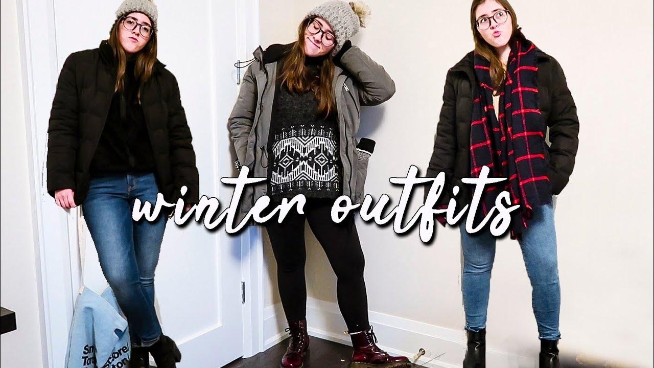 A Week Of Winter Outfits | December OOTW 2018 5