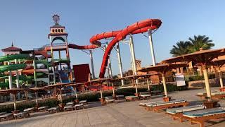Аквапарк в Шармилион Гарден Аквапарк Обзор отелей Шарма 2021