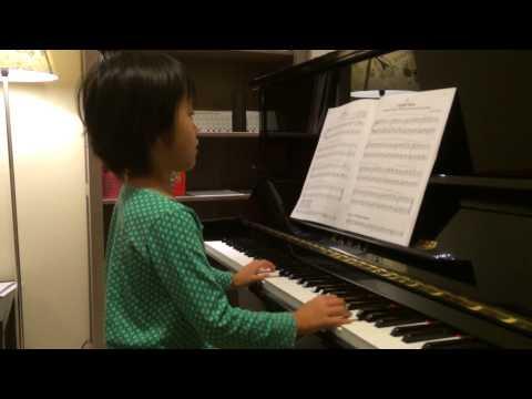 Suzuki Piano Book 1 Lightly Row - by Sydney