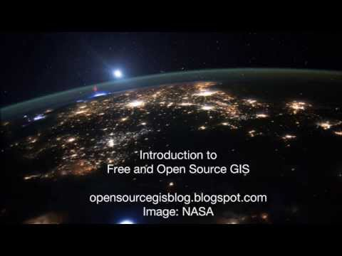 A Quick Introduction to Free and Open Source GIS
