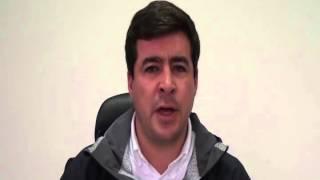 Daniel Ceballos Alcalde y Líder de San Cristóbal