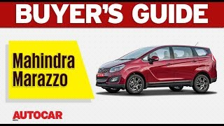 Mahindra Marazzo - Which Variant to Buy | Buyer's Guide | Autocar India