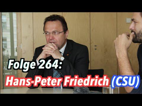 Ex-Innenminister Hans-Peter Friedrich (CSU) - Jung & Naiv: Folge 264