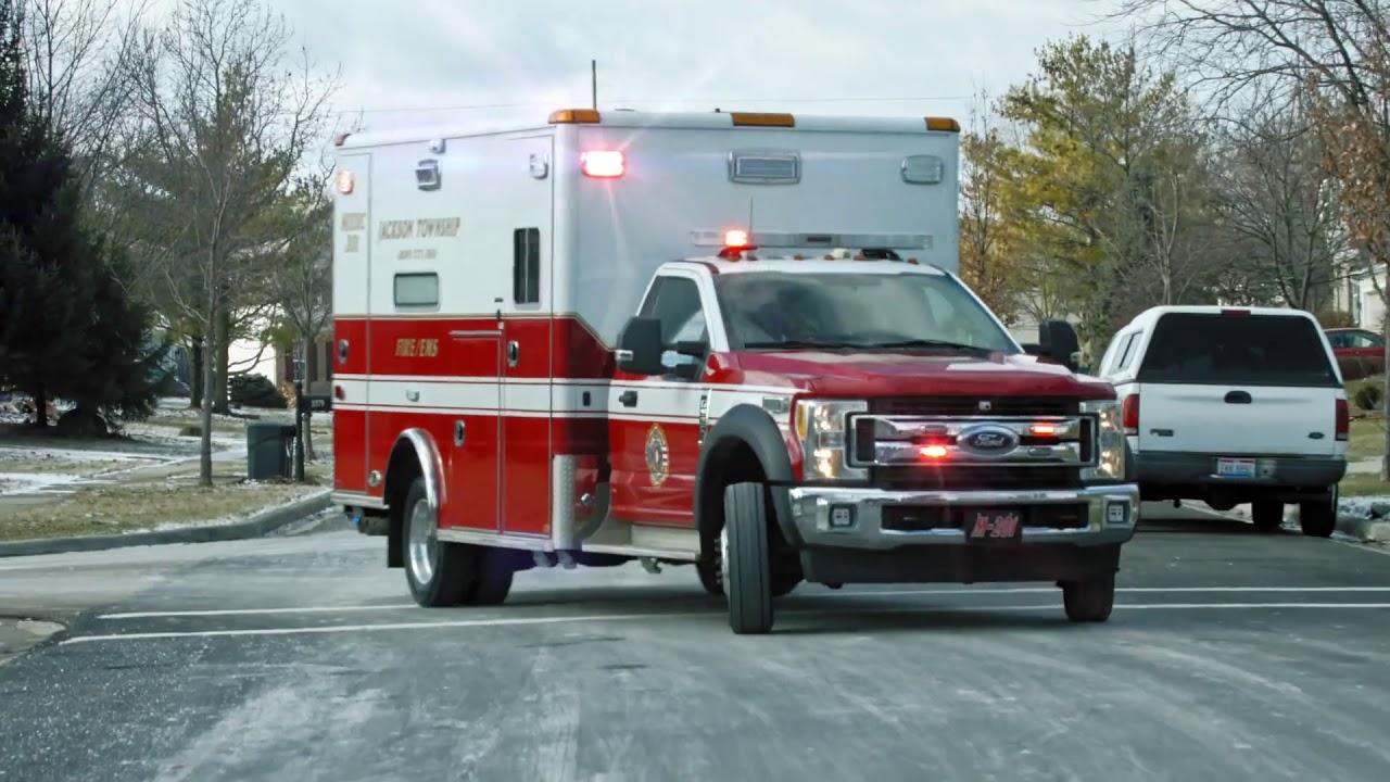Critical Care Transport   Custom Ambulances   Horton