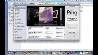 How to convert mp3 to aac files for dsi on mac