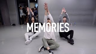 Maroon 5 - Memories / Woomin Jang  Choreography