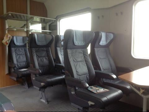 Deutsche Bahn 1.Klasse: ICE, IC,Regionalverkehr- Wann lohnt sie sich und was sind die Vorteile?