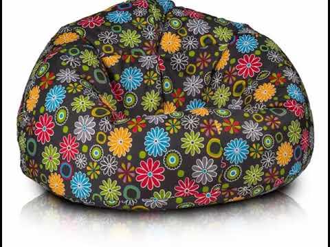 Cucire Poltrona Sacco.Ecopuf Pouf Poltrona Sacco Bean Bags Pouf Sacco Cuscini E Cucce