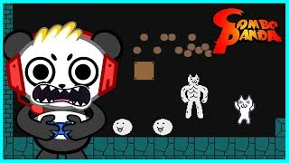 CatMario Ep. 2 RAGE MODE Let's Play with Combo Panda
