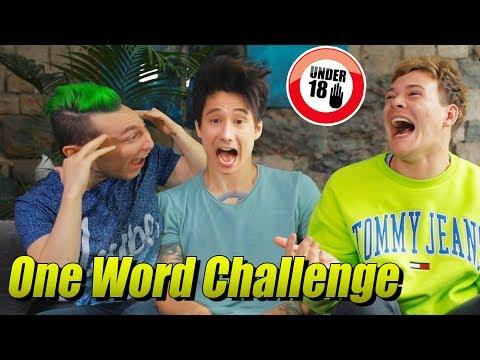 1-Wort Challenge mit