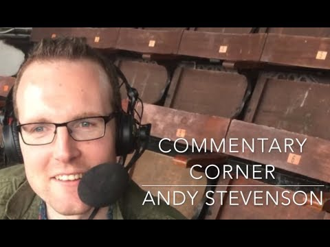 Andy Stevenson 'Andy Stephenson ruined my Guernsey FC Wembley football dream!' - Commentary Corner